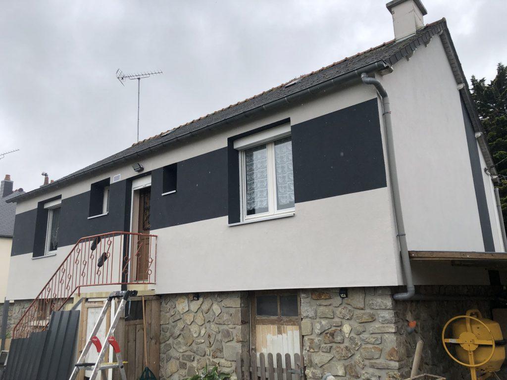 facade isolation exterieur enduit