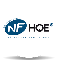 HQE bâtiment tertiaire norme nf